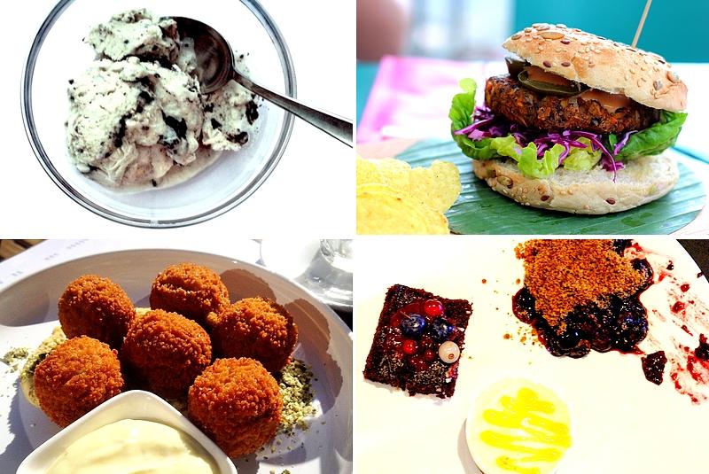 De lekkerste (vegan) dingen die ik at in augustus