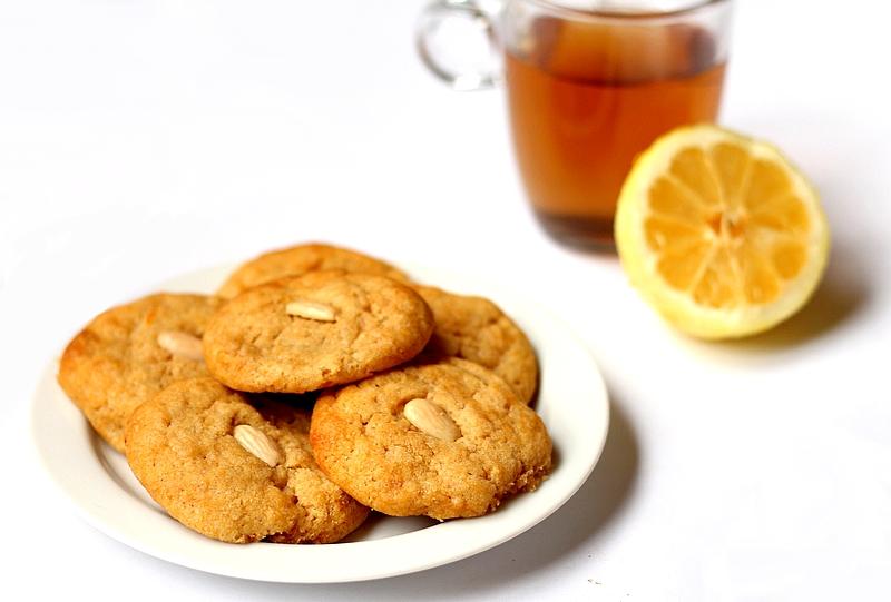 Recept vegan gember-citroenkoekjes